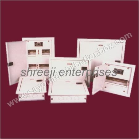 Double Door Distribution Boxes