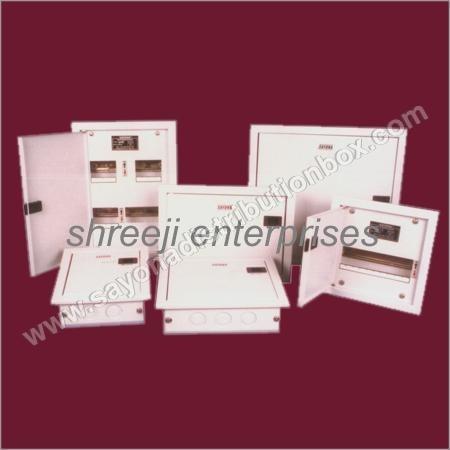 Double Door Distribution Boxes