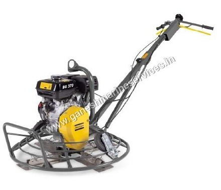 Power Trowel - Atlas - Dynapac