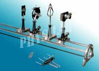 Optical Bench Double Rod