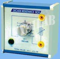 Resistance Box, Single Dial