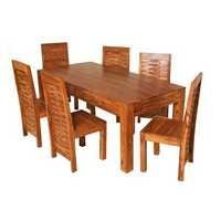 SHEESHAM DINING TABLE SET