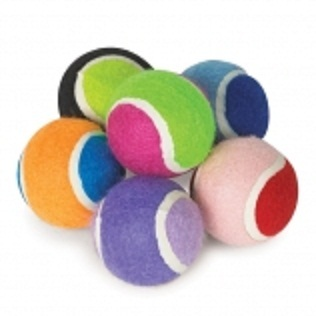 Rubber Tennis Ball