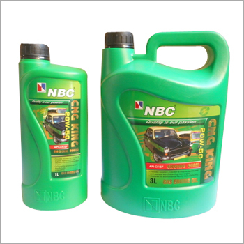 CNG  Oil 20W50