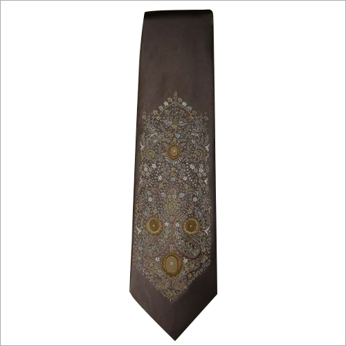 Embroidery Exclusive Neck Tie