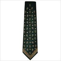 Silk Hand Embroidery Necktie