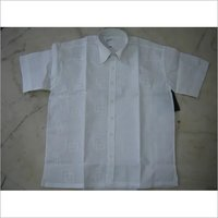 Mens Cotton Chikankari Shirt