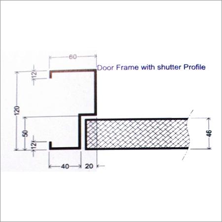 Manufacturers Pressed Steel Door Pictures Frames | www.picturesboss.com