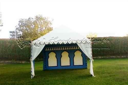 Luxury Cabana Tent