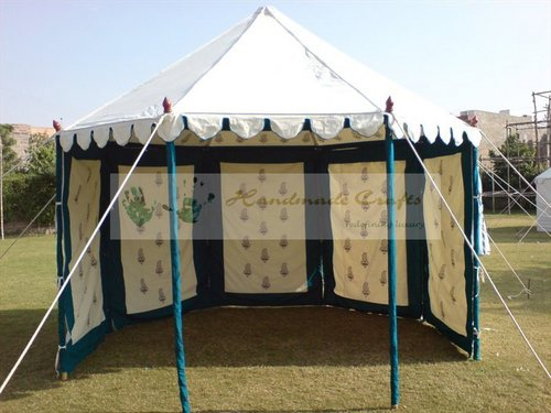 Walled Pavilion Tents