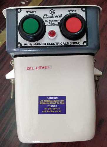 Oil Immersed Motor Starter