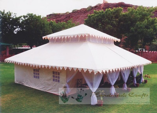 Indian Luxury Tent