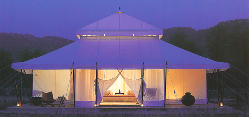 Indian Mughal Tents