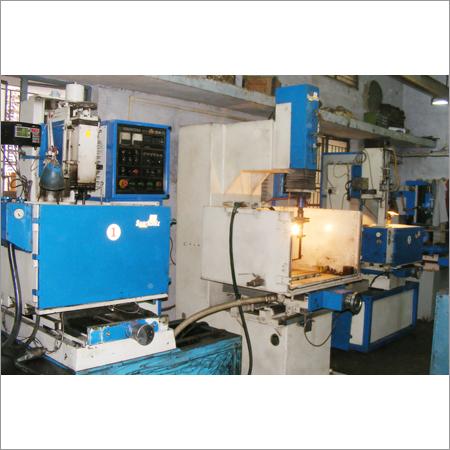 Pipe Socketing Machine