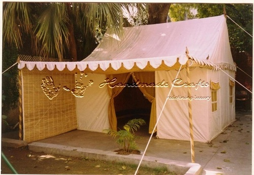 Luxury Lily Pond Tents