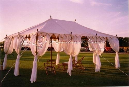 Raj Tent Voiledrapes