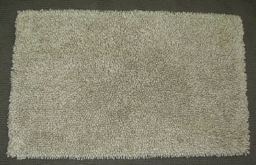Jute Bathroom Mat