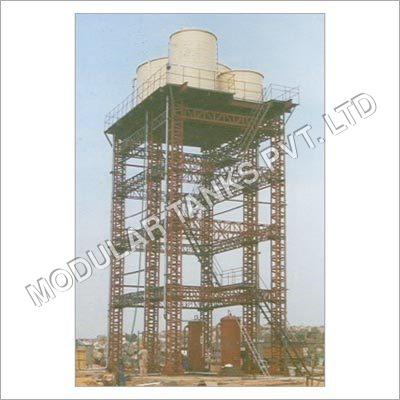 Industrial Tower Tanks