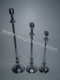 tall metal candle holders wholesale