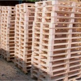 Heavy Wooden Pallets