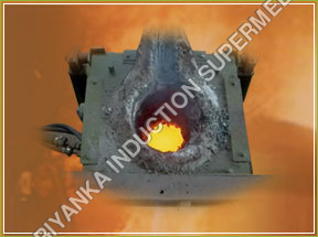 Copper Melting Furnaces Application: Metal Industries