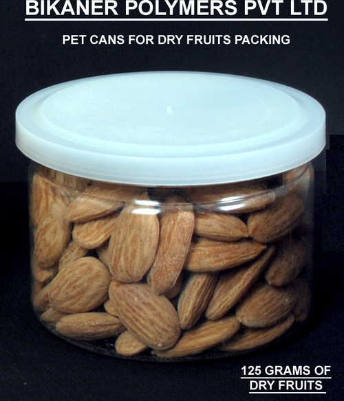 Dry Fruit Packing Cans