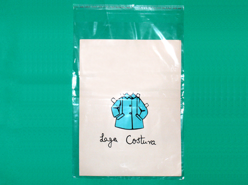Transparent Poly Bags