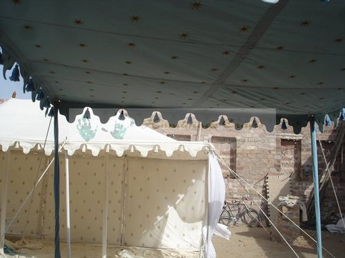 Luxury Tents In Factory