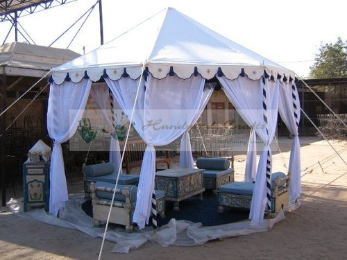 Pavilion Tents With Furniture