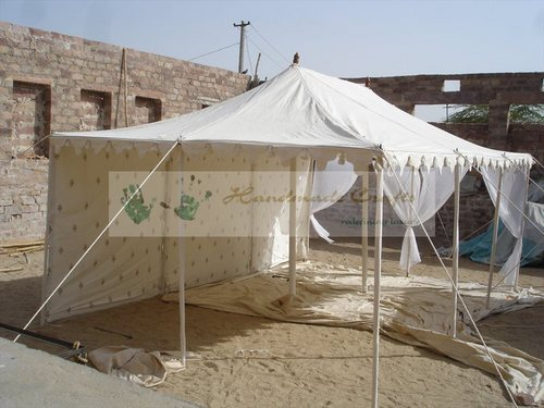 Large Pavilions Tents With Furniture