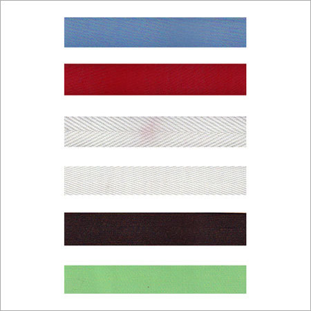 Plain Spun Polyester Tapes