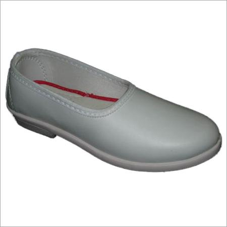 Designer Girls White Shoes