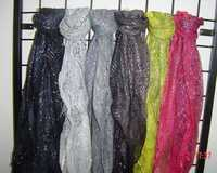 100% dollar cotton scarfs