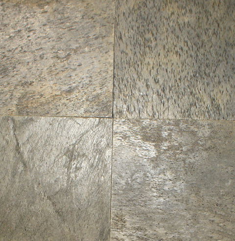 Shilver Shine Polished Slate Stone