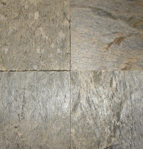 Silver Shine Natural Slate Stone