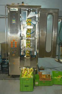 Liquid Pouch Filling Machines