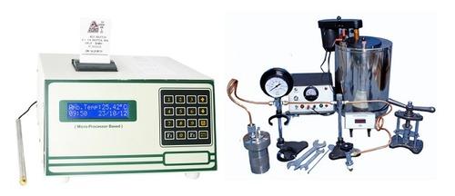 Bomb Calorimeter  (Electronic Firing Unit With Printer)