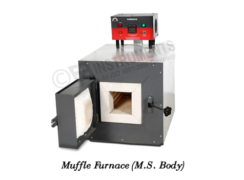 Light Weight Muffle Furnace