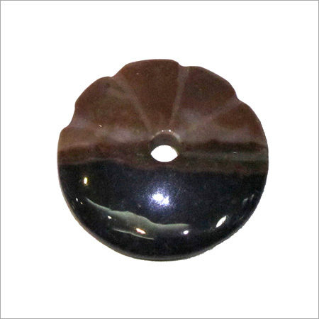 Agate fancy carved with hole
