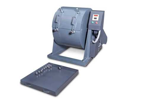 Los Angeles Abrasion Testing Machine - WITH presettable DIGITAL COUNTER