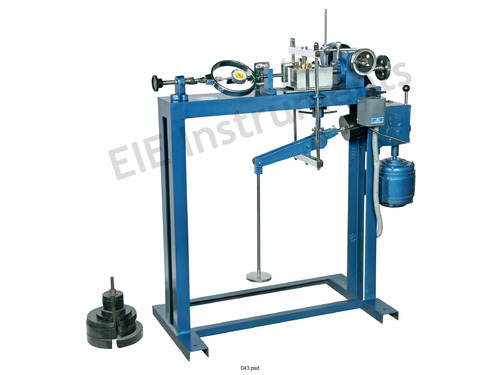 Direct Shear Apparatus Motorised Model
