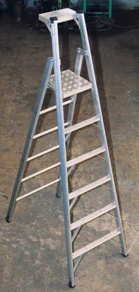 Factory Step Ladders