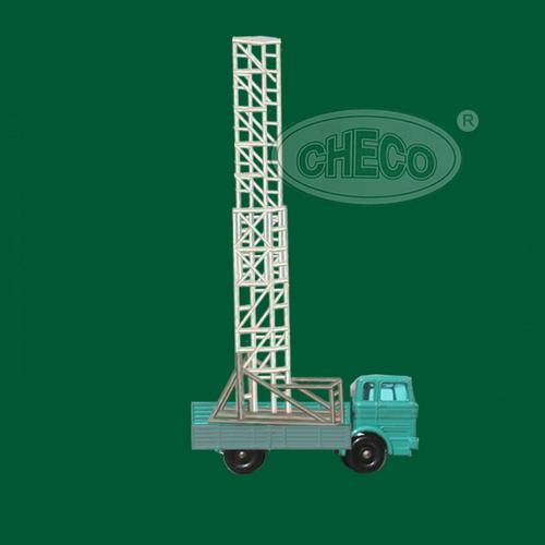 Mobile Tiltable Tower Ladders