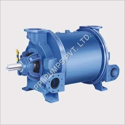 Single Stage Liquid Ring Vacuum Pumps