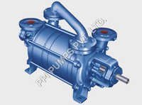 Cast Iron Two Stage Vacuum Pump