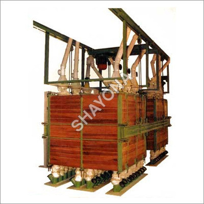 Plan Sifter Machine