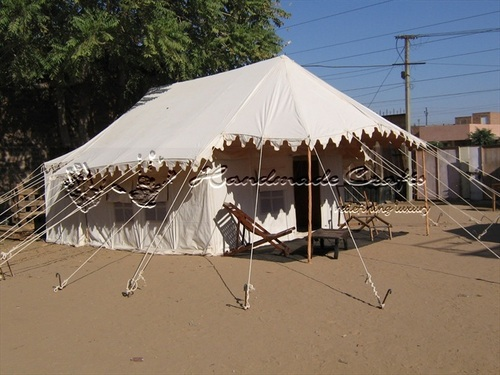 Shikar Tents With Furniture
