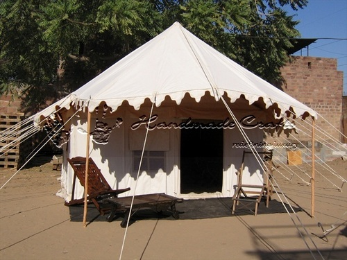 Tents with Furniture