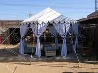 Indian Luxury Tents With Furniture