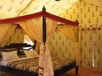 Indian Interior Tents
